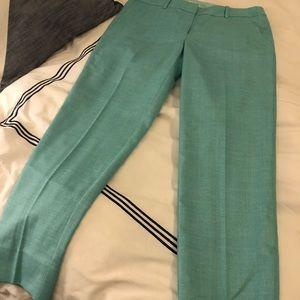 Nwot jcrew size 4 crop dress pants